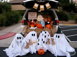 how to have the best trunk or treat vehicle this halloween