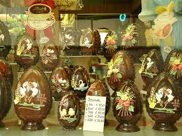 italian easter egg italy s chocolate easter eggs big bold and of bling the