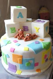 Elegant Baby Shower by Baby Shower Cake Uk Erniz