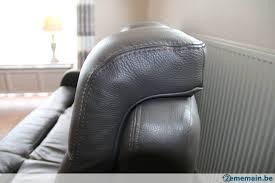 canap fabrication belge canapé et fauteuil cuir fabrication belge a vendre 2ememain be