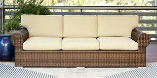 rattan sleeper sofa rattan and wicker marvelous sleeper sofa home
