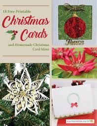 18 free printable christmas cards and homemade christmas card