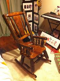 ana white rocking chair diy projects