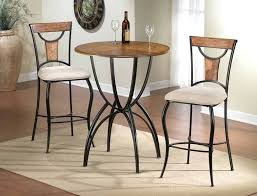 mid century bistro table modern bistro table 30 round white contemporary indoor pub and