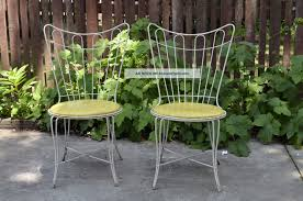 Wire Patio Chairs by Patio Furniture Mid Century Modern Patio Furniture Compact