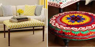 Ottoman Ideas 15 Diy Ottoman Ideas Pretty Providence