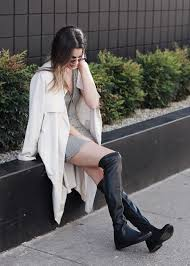 over the knee boots thrifts and threads