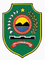 lambang daerah kabupaten trenggalek pusaka jawatimuran