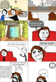 Meme Comic Tumblr - how mothers suffer