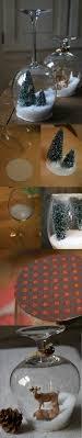 wine glass snow globes 20 beautiful diy snow globe ideas tutorials 2017