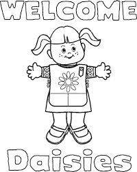 free scout coloring pages aecost net aecost net