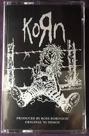 Korn Blind Lyrics Korn Demos Cassette At Discogs