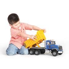 dump truck bruder mack dump truck qc supply