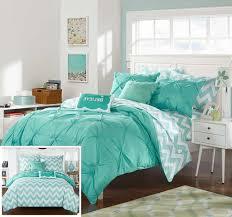 aqua ruffle comforter literarywondrous blue ombre bedding ruffle comforter purple stock