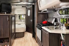 Airstream Custom Interiors Sport Airstream