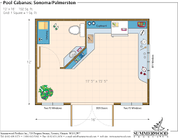 pool cabana floor plans floor plans cabanas pinterest pool cabana cabana and pool