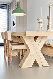 Rustic Modern Dining Room Tables Best 25 Modern Rustic Dining Table Ideas On Pinterest