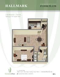 living options at university place senior living in abilene texas