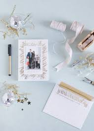 beautiful christmas cards from minted armelle blog
