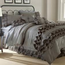 Silver Queen Comforter Set Size Queen Silver Comforter Sets For Less Overstock Com