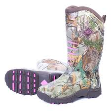 s muck boots australia womens pursuit stealth camo boot