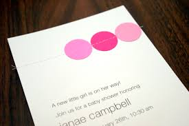 circle garland baby shower invites paging supermom