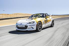 new cars for sale mazda mazda mx 5 global cup race car review at laguna seca with the nd