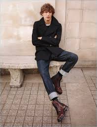 jimmy choo fall winter 2017 men u0027s campaign
