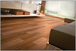 bring the tropics home with teak wood flooring
