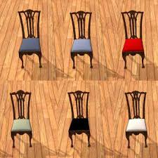 dining chair seat cover mod the sims expensive dining chair seat covers updated 02 13