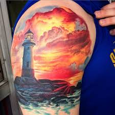 best 25 lighthouse tattoos ideas on pinterest lighthouse
