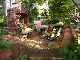 Patio Around Tree How To Create A Small Relaxing Patio Small Room Ideas