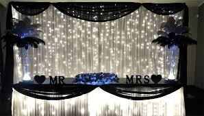 wedding backdrop with lights tulle backdrop with lights wedding tips and inspiration