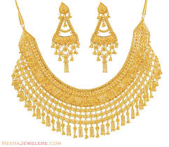 wedding gold set 54 gold bridal necklace sets gold swarovski bridal