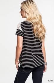 striped hooded elbow patch sweatshirt discount deals sweatshirt