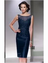 navy blue cheap women mother of the bride pant suits dresses knee