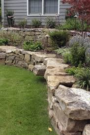 How To Landscape A Sloped Backyard - 27 backyard retaining wall ideas and terraced gardens