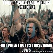 Meme Generator I Don T Always - i don t always blame things on people but when i do it s those