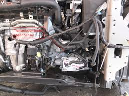 nissan maxima cvt transmission nissan cvt transmission speed sensor replacement diy
