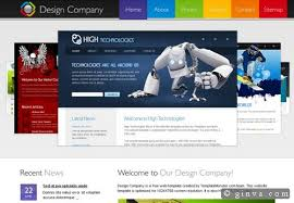 125 free high quality x html and css web layout templates ginva