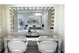 Professional Makeup Stand Vanities Lighted And Illuminated Professional Makeup Mirror
