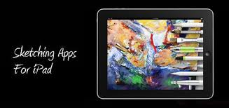 15 sketch and drawing apps for ipad jaevin u0027s mobile blog
