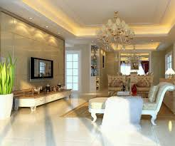 Luxury Living Room by Home Luxury Design