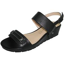 indiana bare traps ladies leather sandal