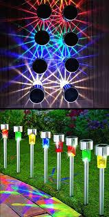 Solar Light Ideas by 30 Best Outside Christmas Light Ideas For 2017