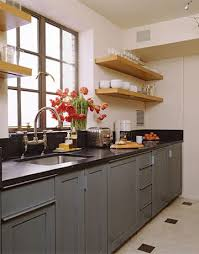 Kitchen Open Shelving Ideas Cool Inspiration For Open Shelves On The Kitchen Home Design And