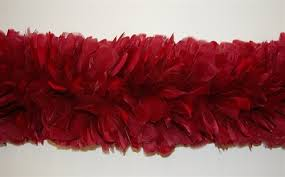 turkey feather boa feather boas
