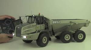 big for adults only review of awesome rc dump truck bell 35d