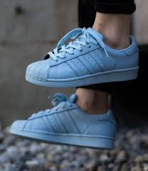 adidas originals light blue pharrell williams x adidas originals superstar supercolor light