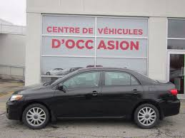 used 2011 toyota corolla le sunroof push start for sale in